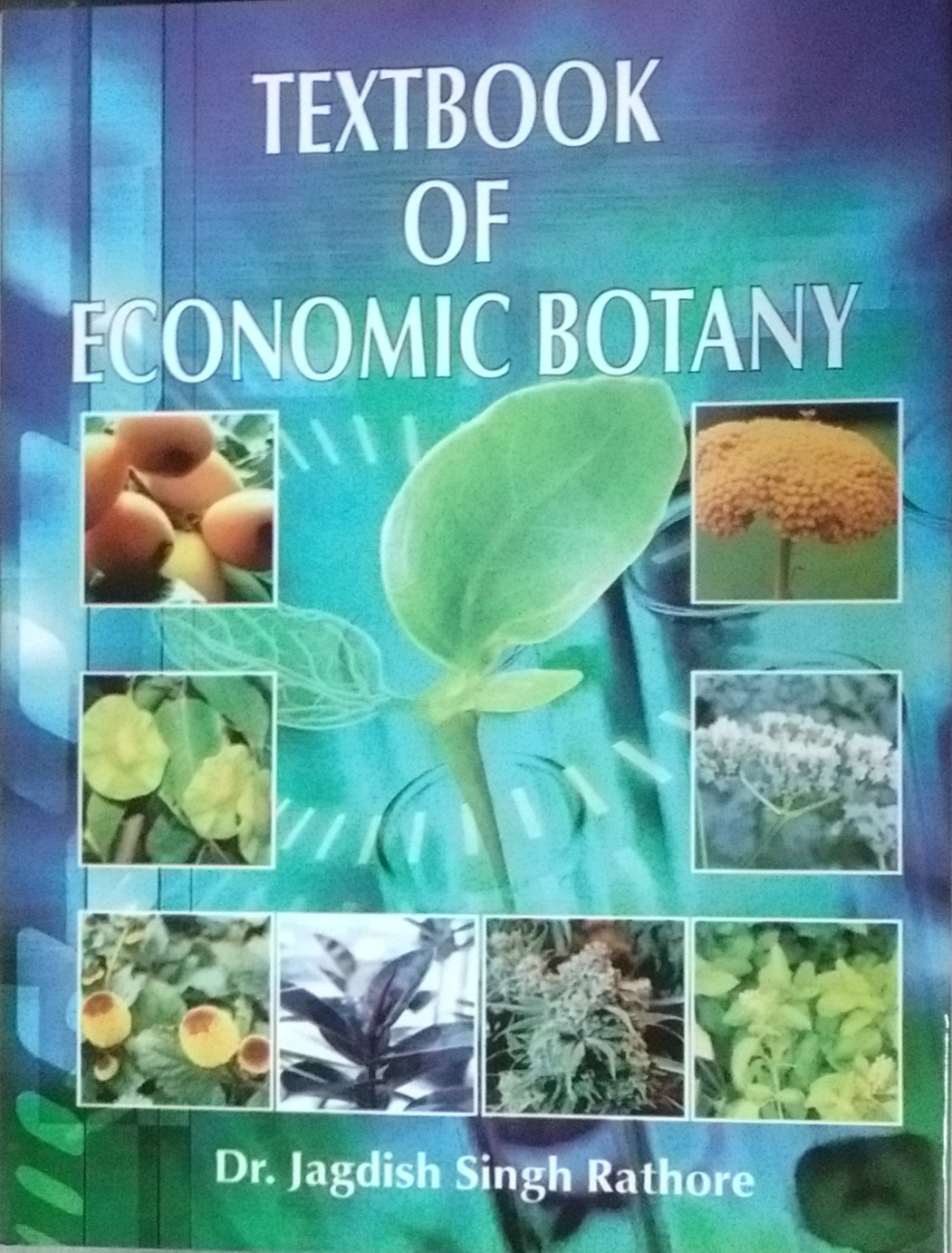 textbook of economic botany indian books and periodicals