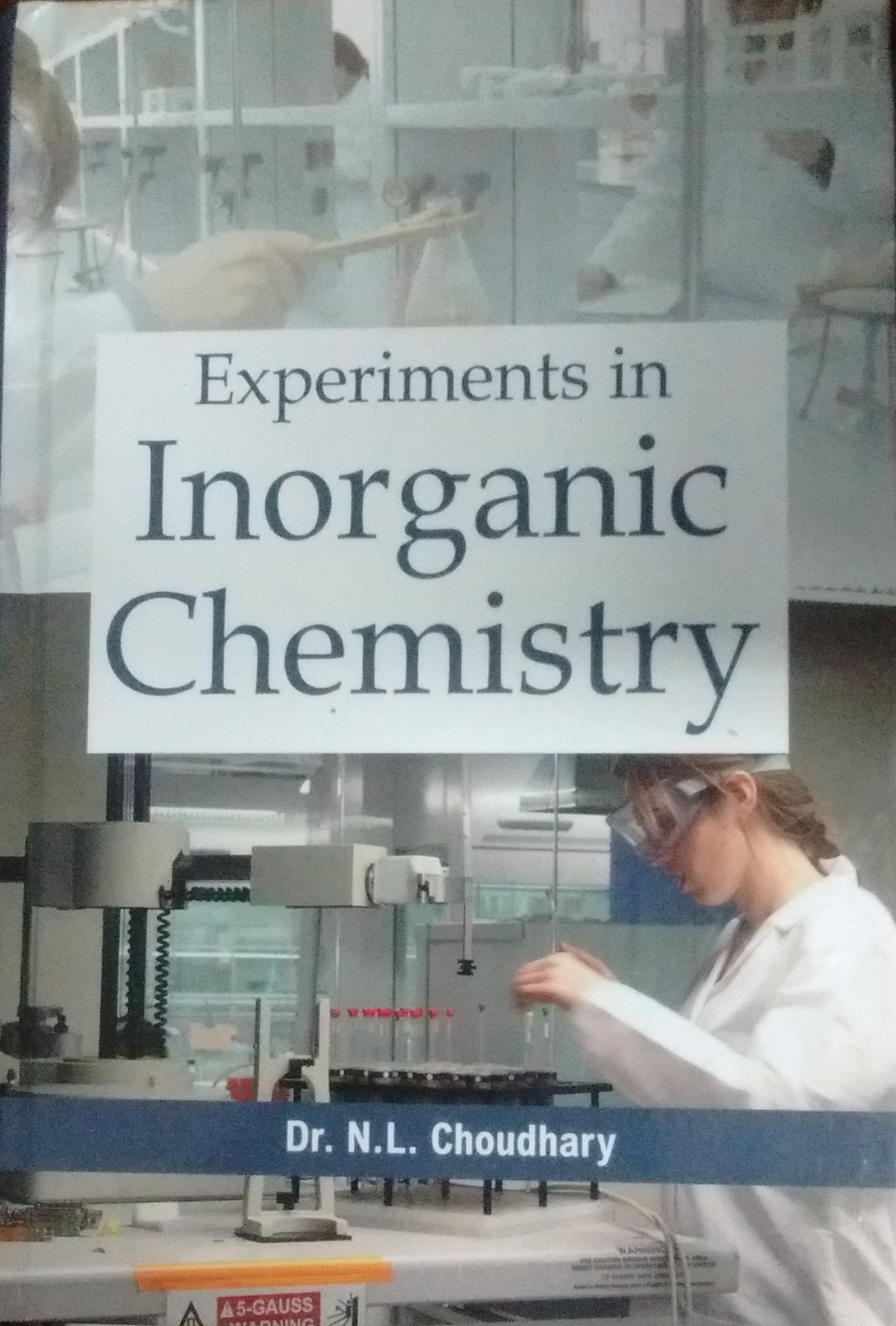 Experiments in Inorganic Chemistry - Indian books and Periodicals