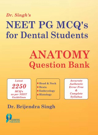 Dr  Singh\'s Neet PG MCQ's For Medical Students: Anatomy Question