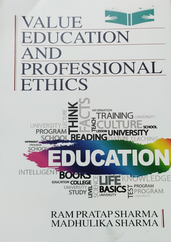 Value Education and Professional Ethics - Indian books and